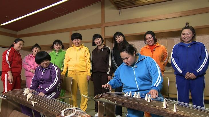 「世界の果てまでイッテQ! 新春2時間SP」のワンシーン。(c)日本テレビ