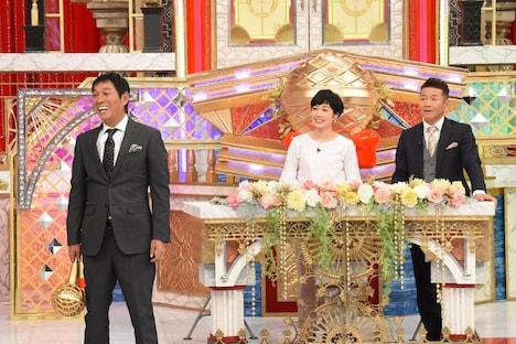 「今だから話します 平成最後にアスリート初告白SP」のワンシーン。(c)日本テレビ