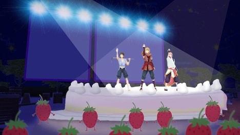 「アイキャラ3周年記念 バースデーフェス」イメージ (c)日本テレビ