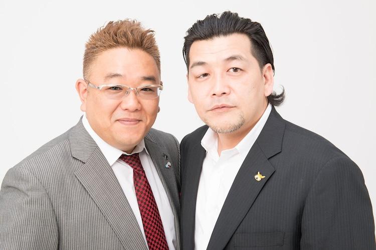 サンドウィッチマン、上沼恵美子が「NHK紅白歌合戦」ゲスト審査員 - お笑いナタリー