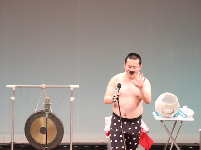 モグライダーともしげ (c)テレビ朝日