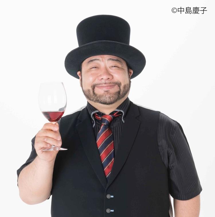 髭男爵・山田ルイ53世