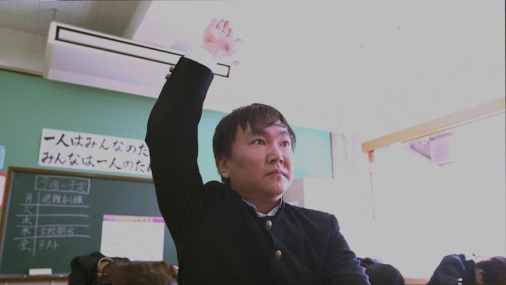 「ネタドラ ~漫才・コントを原作にドラマ化」のワンシーン。(c)日本テレビ