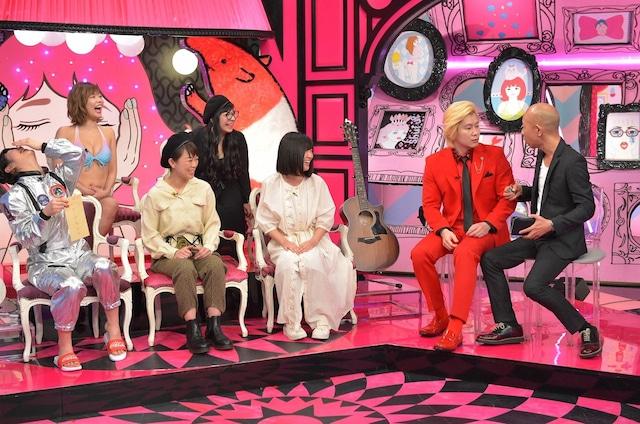 「有田哲平の夢なら醒めないで」のワンシーン。(c)TBS