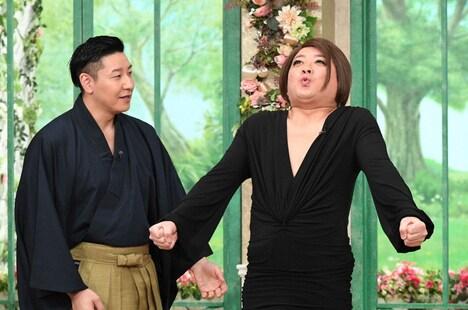 チョコレートプラネット (c)テレビ朝日