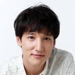 美術の岡田先生を演じる田野倉雄太。