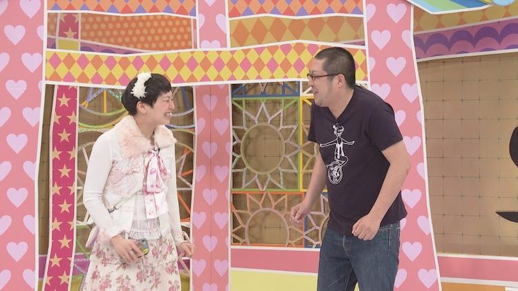 スーパーニュウニュウ (c)中京テレビ