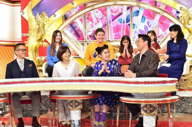 「メイドインジャパン!」のワンシーン。(c)TBS
