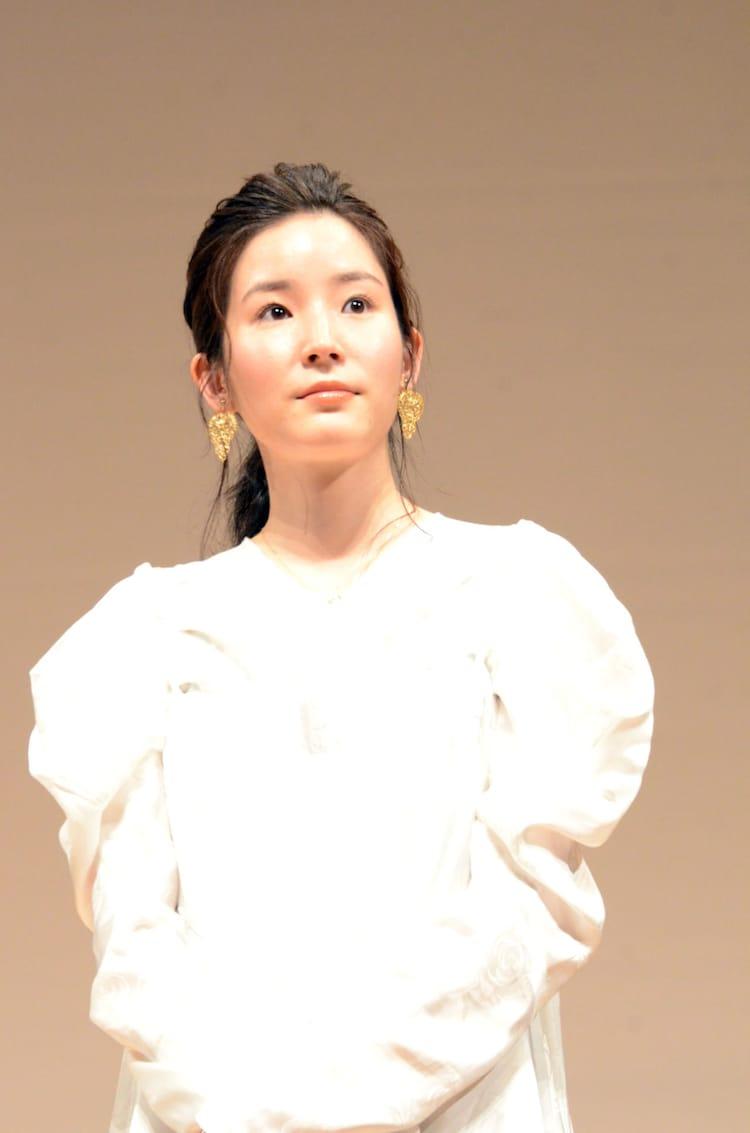 ヒロイン・みさっちゃん役の蓮佛美沙子。