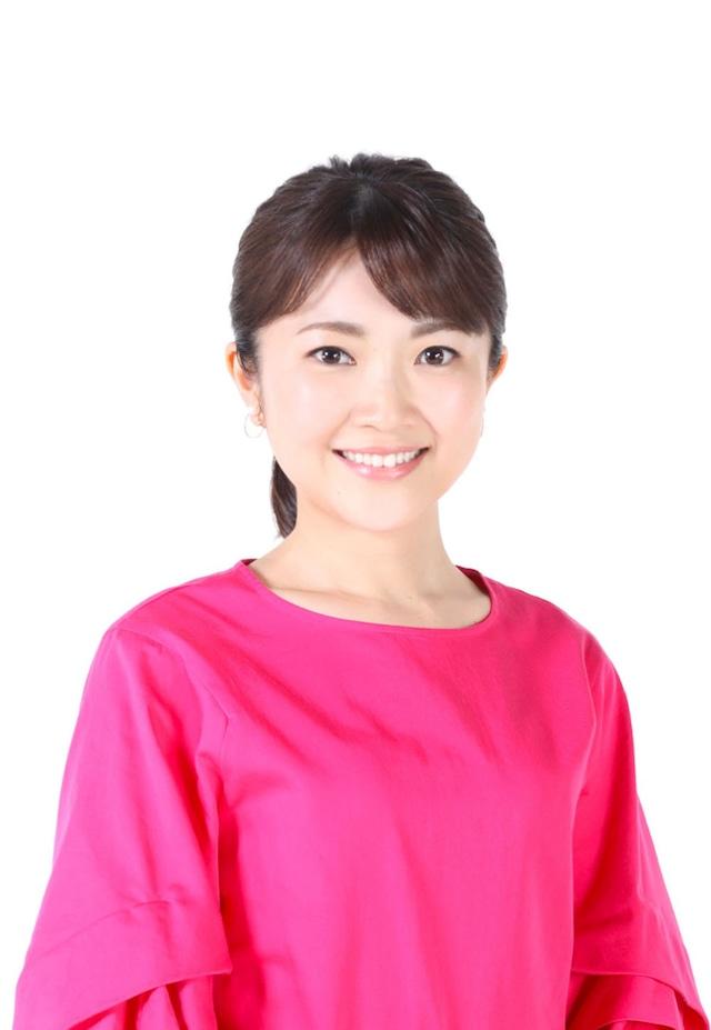 三四郎と共に総合司会を務める千葉美乃梨(NHKアナウンサー)。