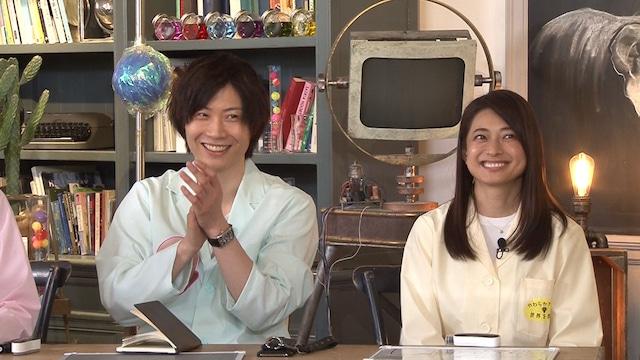 「やわらかアタマが世界を救う」より。(c)NHK
