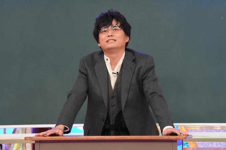 花香よしあき (c)日本テレビ
