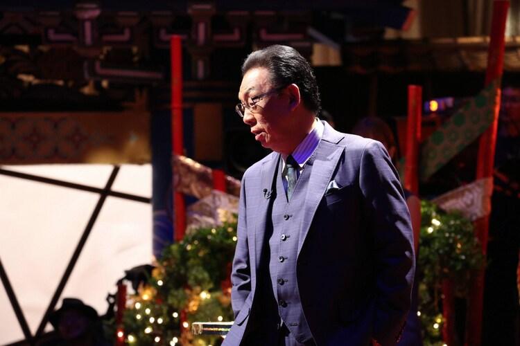 梅沢富美男 (c)フジテレビ
