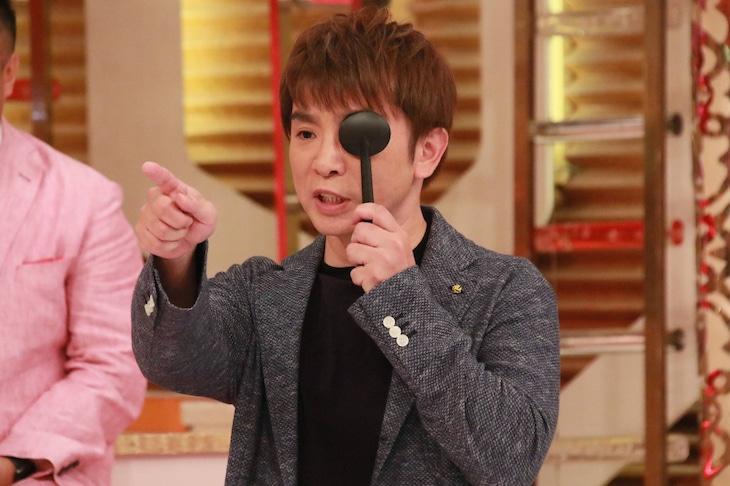 「ホンマでっか!?TV」に出演する、よゐこ濱口。(c)フジテレビ