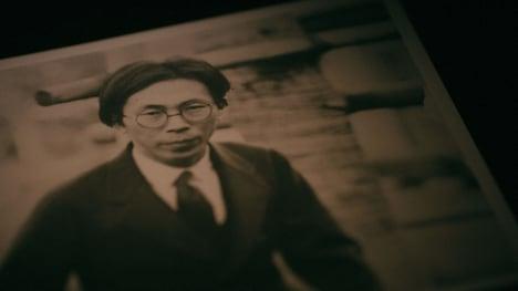 「ETV特集『反骨の考古学者 ROKUJI』」より。(c)NHK