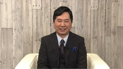 爆笑問題・田中 (c)テレビ朝日
