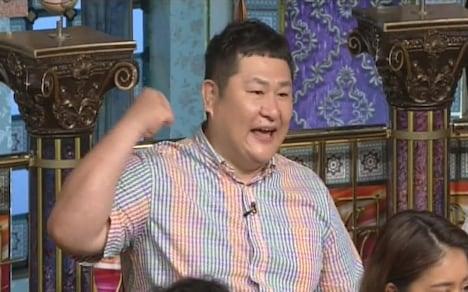 オテンキのり (c)日本テレビ
