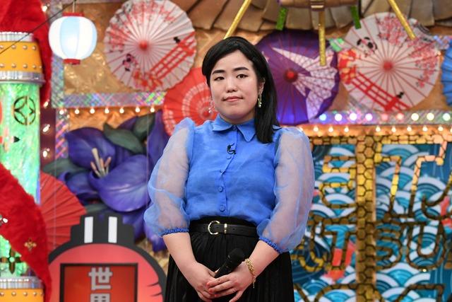 ゆりやんレトリィバァ (c)ABCテレビ