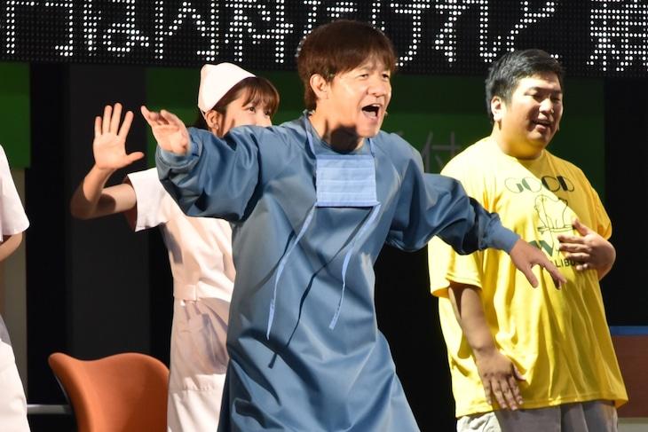 「内村文化祭'19 三茶」に出演する内村光良。