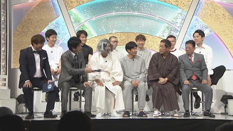 「夏のコントフェスティバル」のコーナーより。 (c)NHK