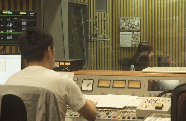 「オールナイトニッポン」のスタジオ。(c)NHK