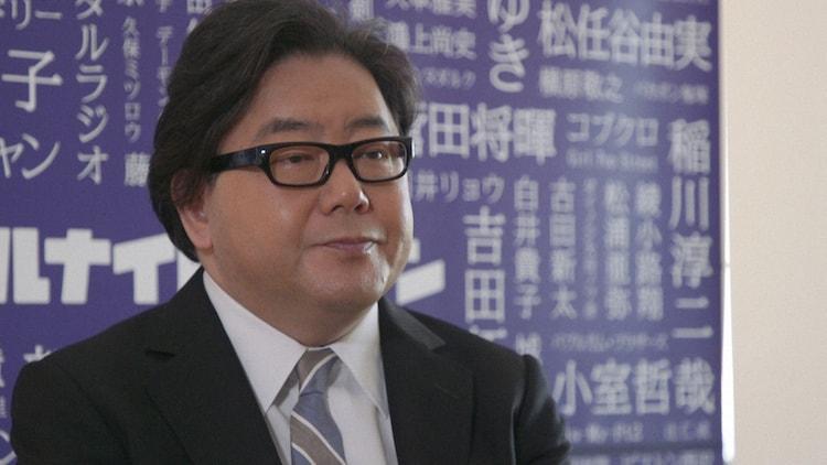 秋元康 (c)NHK