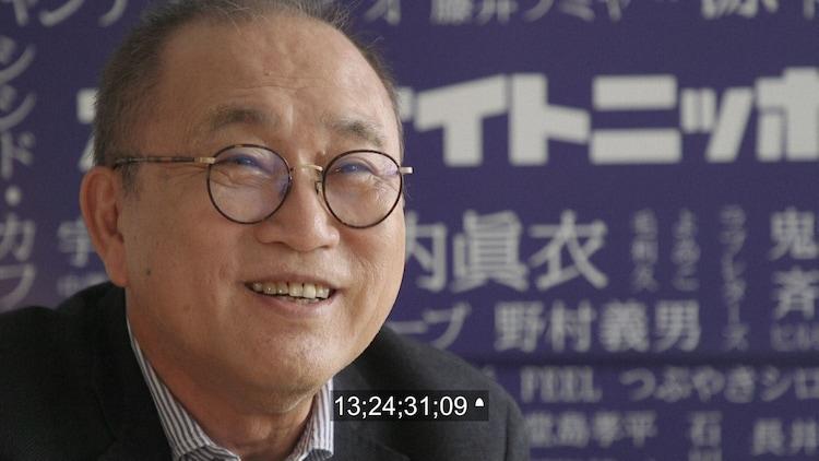 亀淵昭信氏 (c)NHK