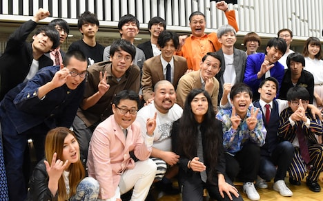「オールナイトニッポン0(ZERO)~決戦!お笑い有楽城~」の出場者。