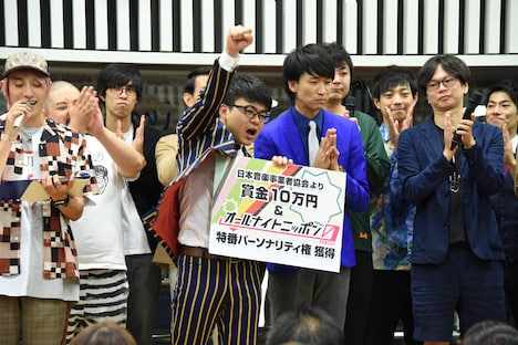 「オールナイトニッポン0(ZERO)~決戦!お笑い有楽城~」で優勝したスタンダップコーギー。