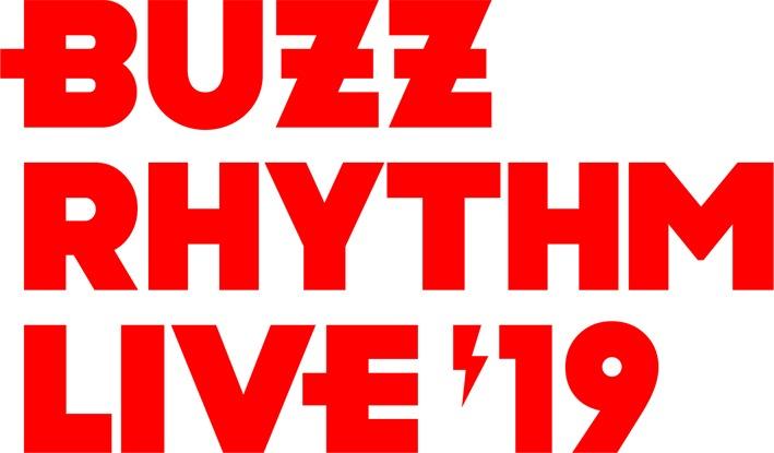 「バズリズムLIVE 2019」ロゴ