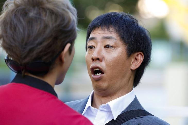 さらば青春の光・森田演じる猪又進。(c)関西テレビ