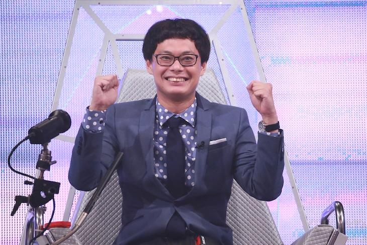 「ザ・タイムショック 令和最初の最強クイズ王決定戦」に出演するGAG宮戸。(c)テレビ朝日