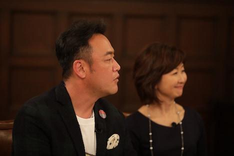 「ザ・リーダーSP『たむけん×スゴイ会社の社長たち』」のワンシーン。(c)MBS