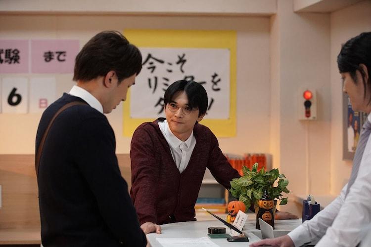 コント「ぼくら夢見る予備校生」より。(c)NHK