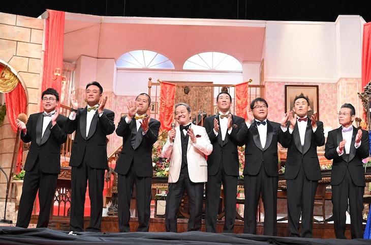 「探偵!ナイトスクープ グランドアカデミー大賞2019」の出演者たち。(c)ABCテレビ