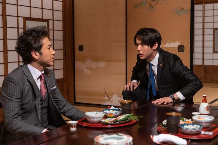 コント「大臣、あなたをお守りします。」より。(c)NHK