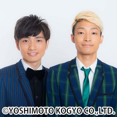 ラニーノーズ。左から洲崎貴郁、山田健人。