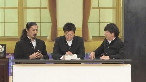 パンサー (c)NHK