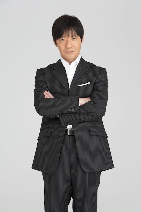 「第70回 NHK紅白歌合戦」総合司会の内村光良。