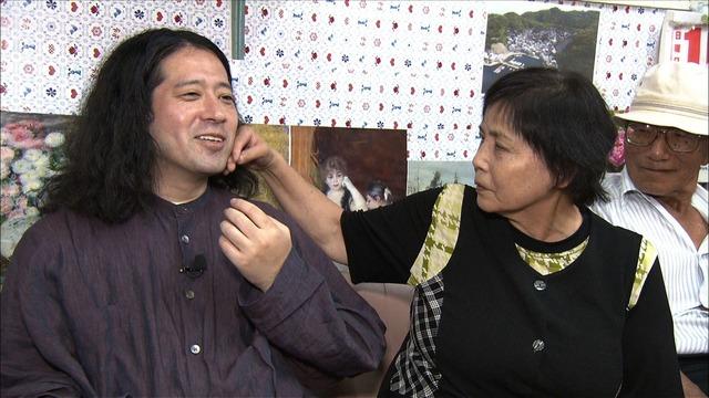 ピース又吉(左)(c)ABCテレビ