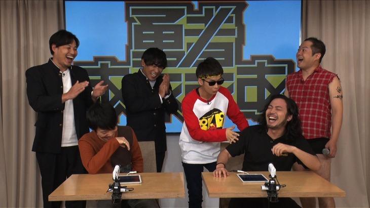 「勇者ああああ」10月24日放送回より。