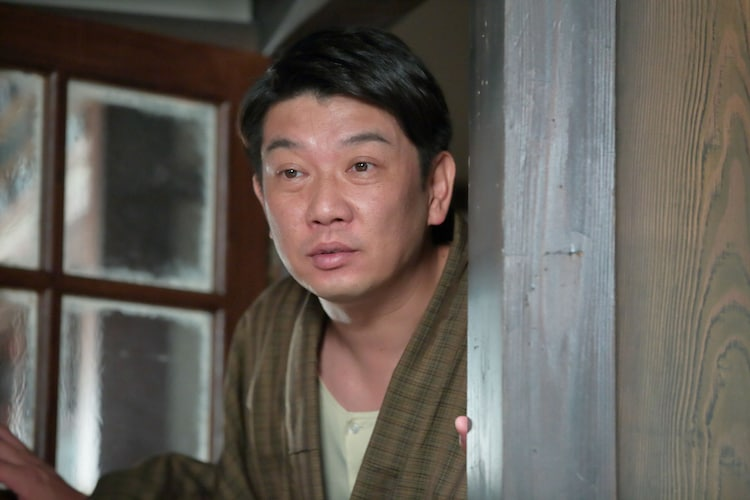 TKO木本演じる田中雄太郎。(c)NHK