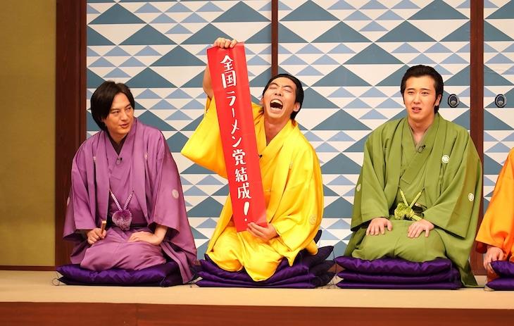 「BS笑点ドラマスペシャル 初代 林家木久蔵」より。