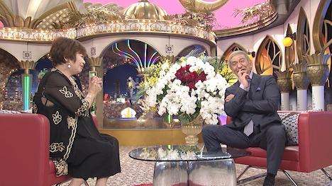 上沼恵美子と松本人志。(c)関西テレビ