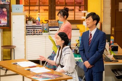 第2話「アイセ☆未開拓少女」のワンシーン。