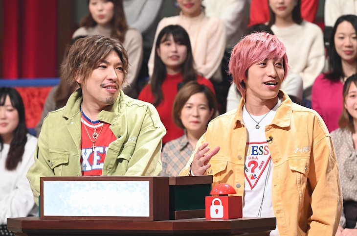 EXIT (c)日本テレビ