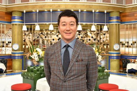 「人生最高レストラン」MCの加藤浩次。(c)TBS