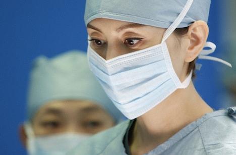 米倉涼子 (c)テレビ朝日