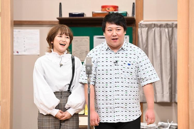 ラランド (c)日本テレビ