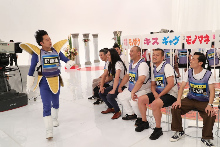 番組のワンシーン。(c)関西テレビ